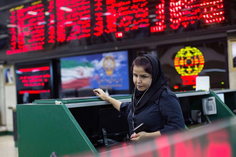 استرس ناشی از معاملات بورس