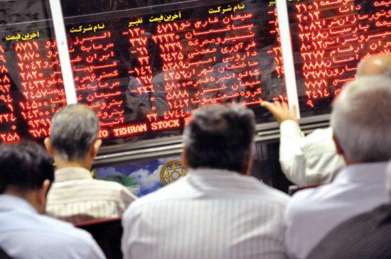 علائم ریزش بازار بورس
